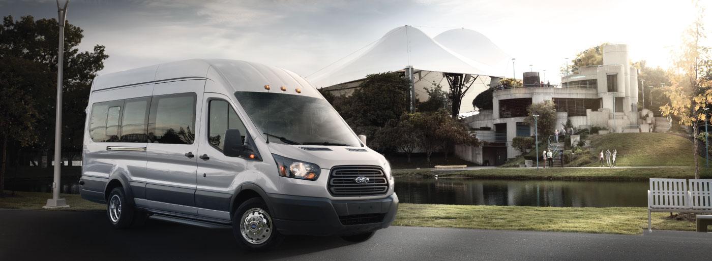 $95 Per Day On All 8-12 Passenger Vans